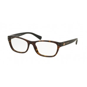 Coach 0HC6082 Eyeglasses Dark Tortoise/Black-5244