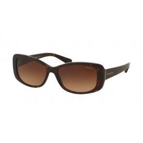Coach 0HC8168 - L156 Sunglasses Dark Tortoise-512013