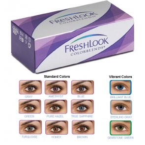 Fresh Look Color Blends Contact Lenses