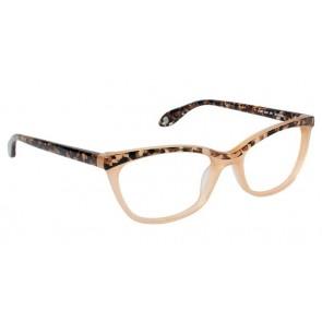 Fysh 3526 Eyeglasses-Nude Tort