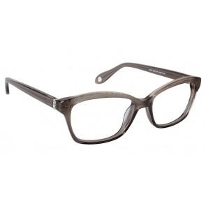 Fysh 3539 Eyeglasses-Platinum