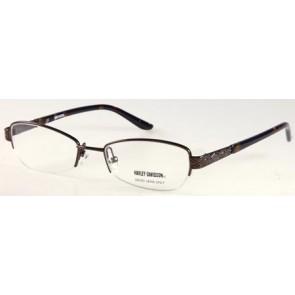 Harley Davidson HD0504 (HD 504) Eyeglasses - D96 Brown
