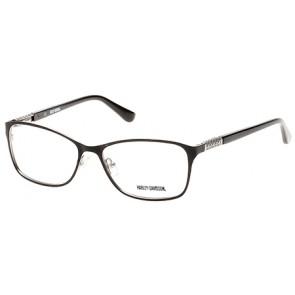 Harley Davidson HD0520 Eyeglasses-B84-Black