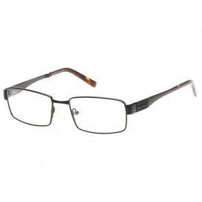 Harley Davidson HD0718 (HD 718) Eyeglasses - 001 Shiny Black