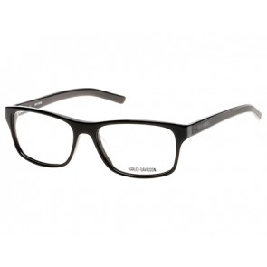 Harley Davidson HD0720 (HD 720) Eyeglasses - 001 Shiny Black