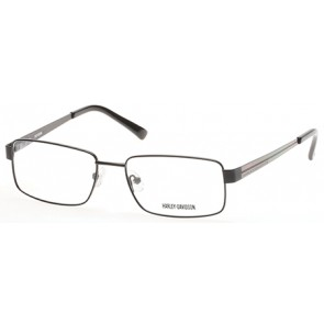 Harley Davidson HD0723 (HD 723) Eyeglasses - B84 Black