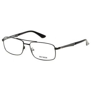 Harley Davidson HD0729 Eyeglasses - 002 Matte Black
