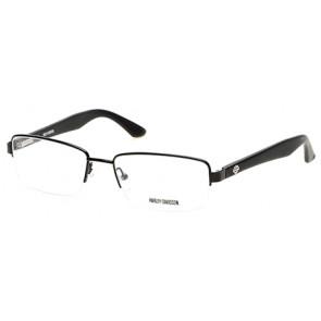 Harley Davidson HD0731 Eyeglasses - 002 Matte Black
