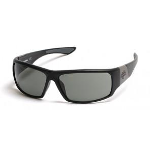 Harley Davidson HD0912XSunglasses - 02A - Matte Black / Smoke