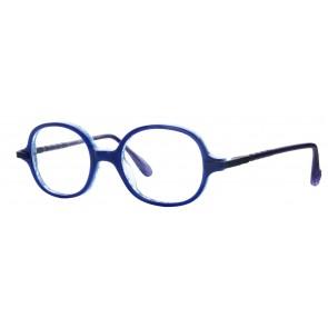 Isidore Eyeglasses-Blue-336