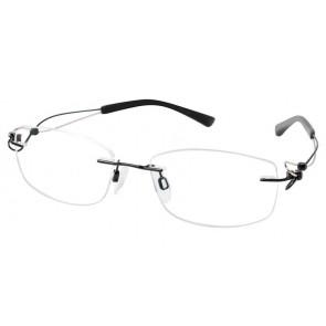 Line Art Xl2063 Eyeglasses-Black