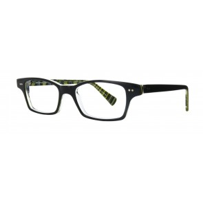 Martin Eyeglasses-Black-139