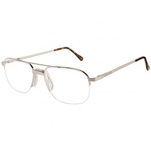 Durango Morris Eyeglasses C-1 Yellow Gold