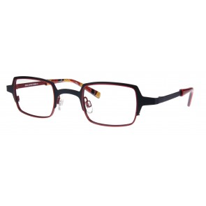 Neon Eyeglasses-Black-1017