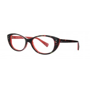 Olympe Eyeglasses-Black-1011