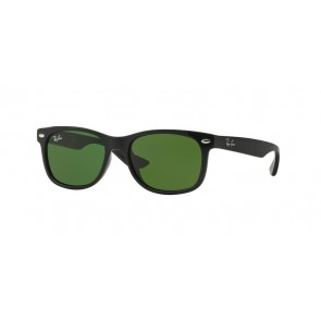 Ray-Ban 0Rj9052S Sunglasses-Shiny Black-100/2