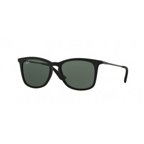 Ray-Ban 0Rj9063S Sunglasses-Rubber Black-700571