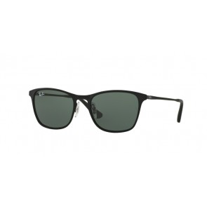 Ray-Ban 0Rj9539S Sunglasses-Rubber Silver-Black-251/71