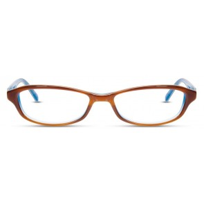 Scott Harris Sh244 Eyeglasses-Brown-Sky