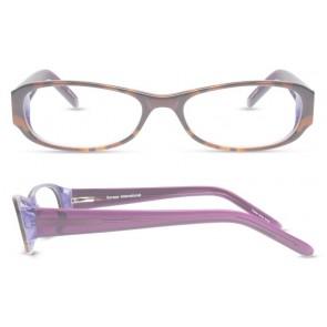 Scott Harris Sh255 Eyeglasses-Tortoise-Violet