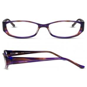 Scott Harris Sh256 Eyeglasses-Plum-Cocoa