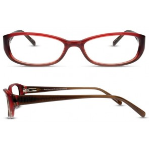 Scott Harris Sh257 Eyeglasses-Cocoa-Rust