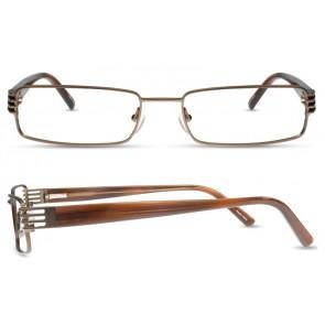 Scott Harris Sh261 Eyeglasses-Chocolate