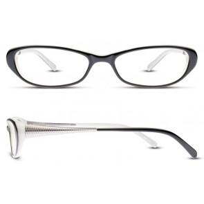 Scott Harris Sh267 Eyeglasses-Black-Opal