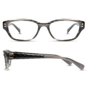 Scott Harris Sh275 Eyeglasses-Smoke-Black
