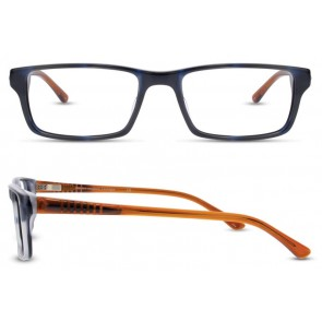 Scott Harris Sh311 Eyeglasses-Slate-Ginger