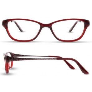 Scott Harris Sh317 Eyeglasses-Wine