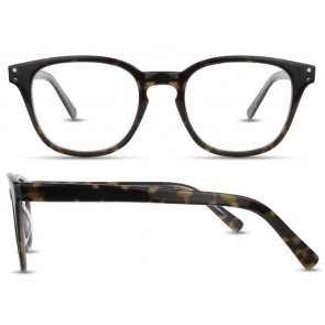 Scott Harris Sh326 Eyeglasses-Dark Tortoise-Smoke