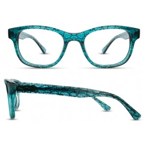 Scott Harris Sh336 Eyeglasses-Teal