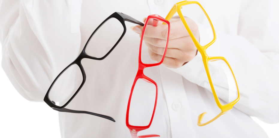Womens Plastic eyeglasses from Theyedoctor.com