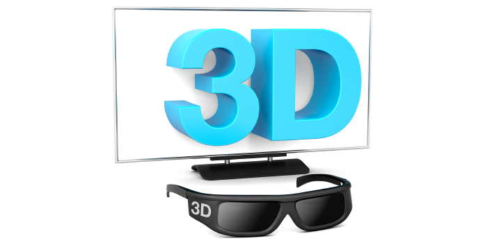 Prescription 3D Eyeglasses