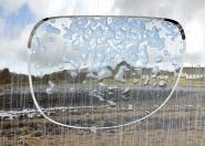 Anti Reflection Lenses without rain